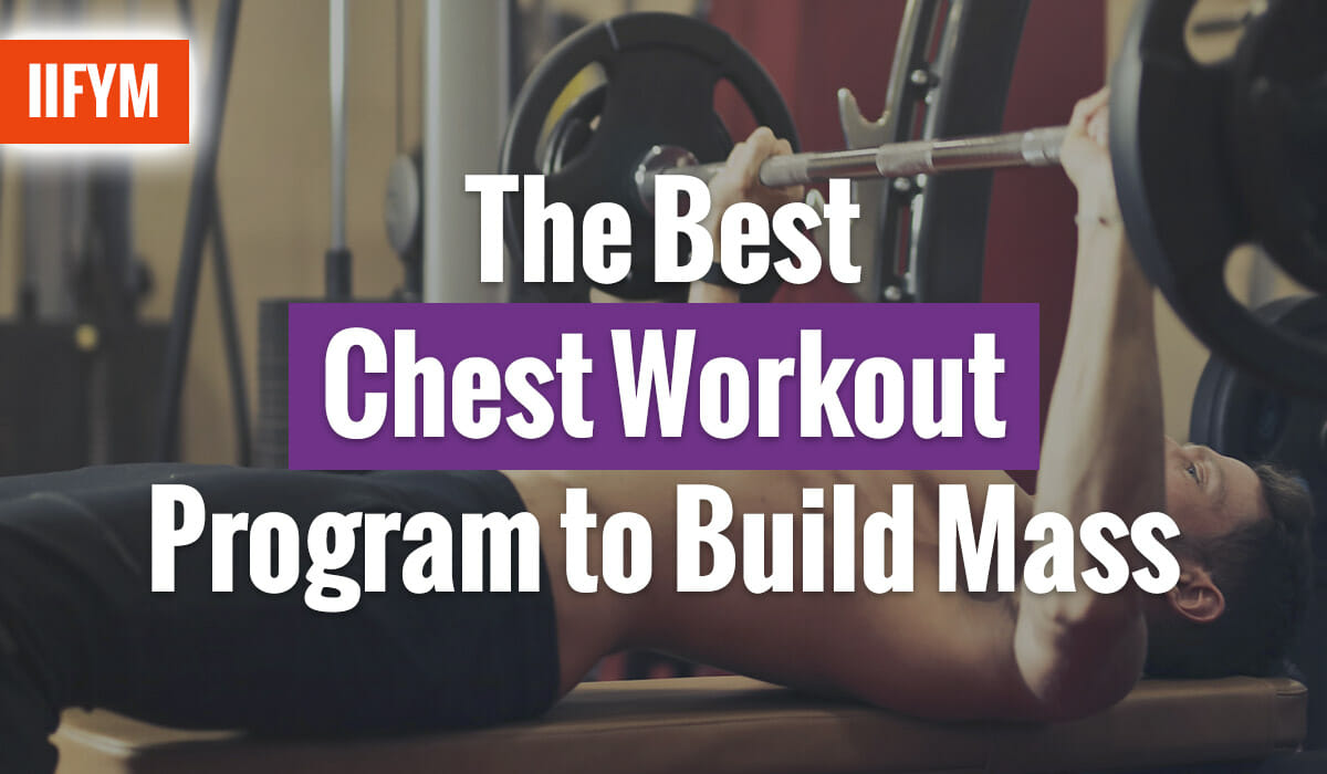 The Best Chest Workout Program to Build Mass