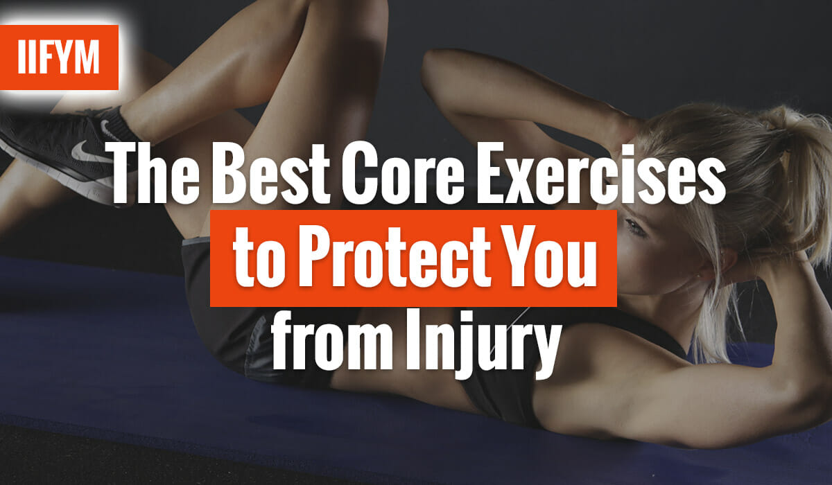 The Best Core Exercises to Protect You from Injury
