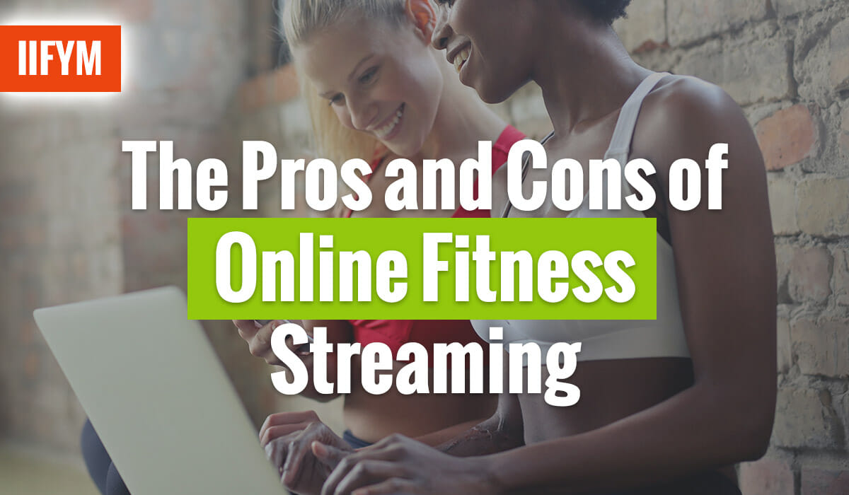 The Pros and Cons of Online Fitness Streaming