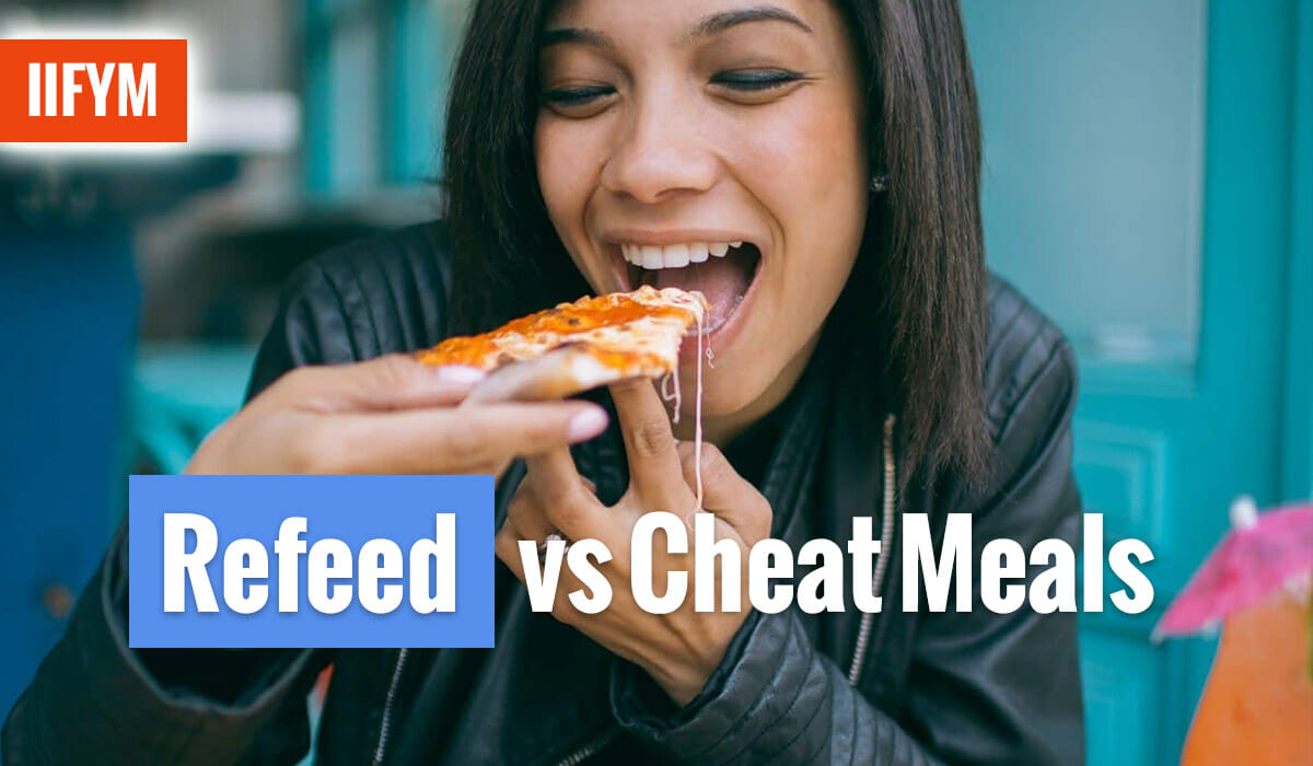 Refeed vs Cheat Meals