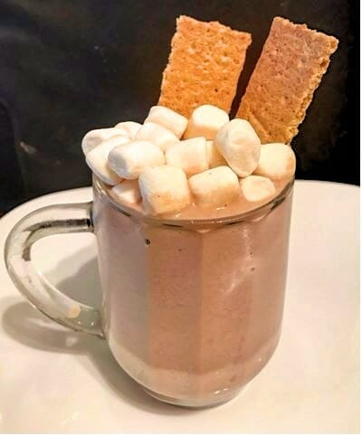 S'mores-Protein-Shake