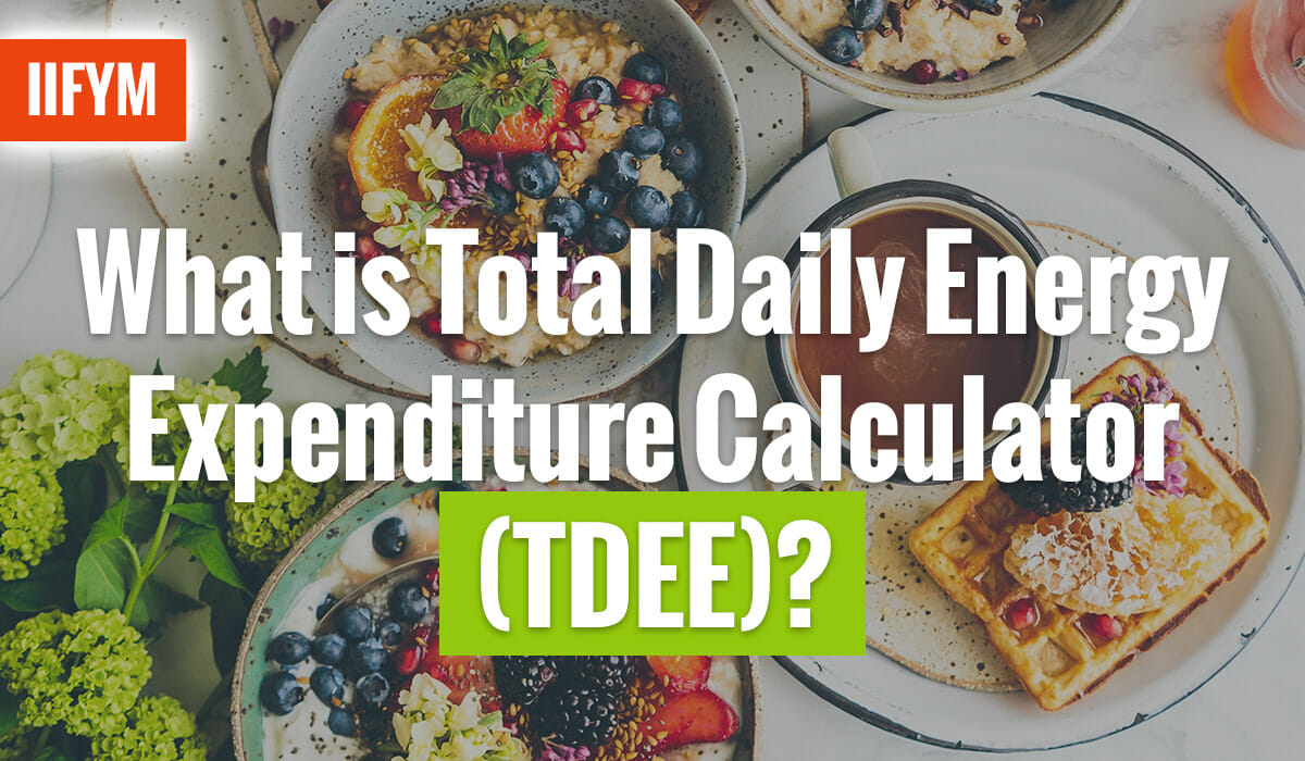 What is Total Daily Energy Expenditure Calculator (TDEE)?