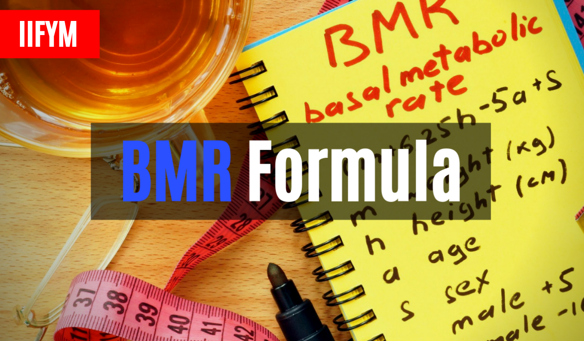 What's The Bmr Formula? Can you lose weight by eating your BMR?