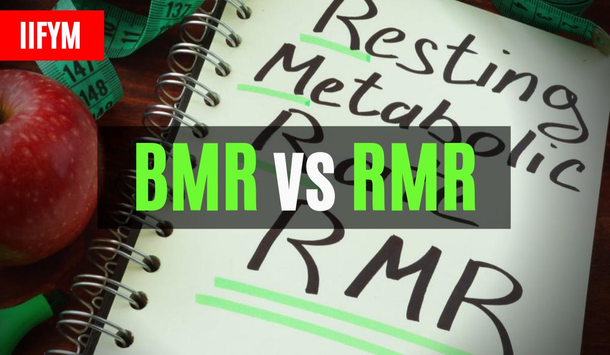 bmr vs rmr