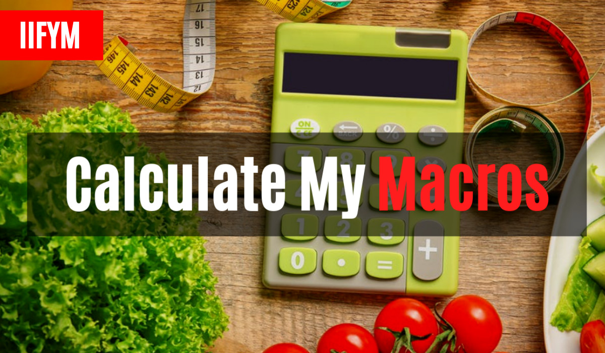Calculate My Macros For Weight Loss