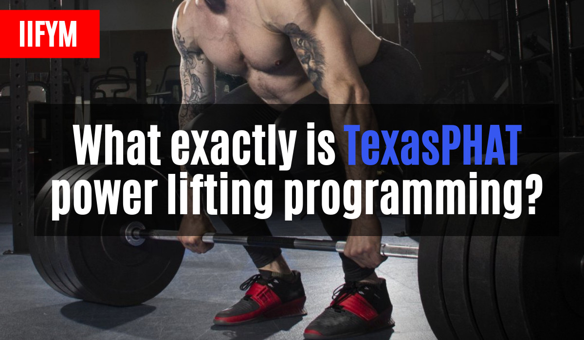 What exactly is TexasPHAT power lifting programming?