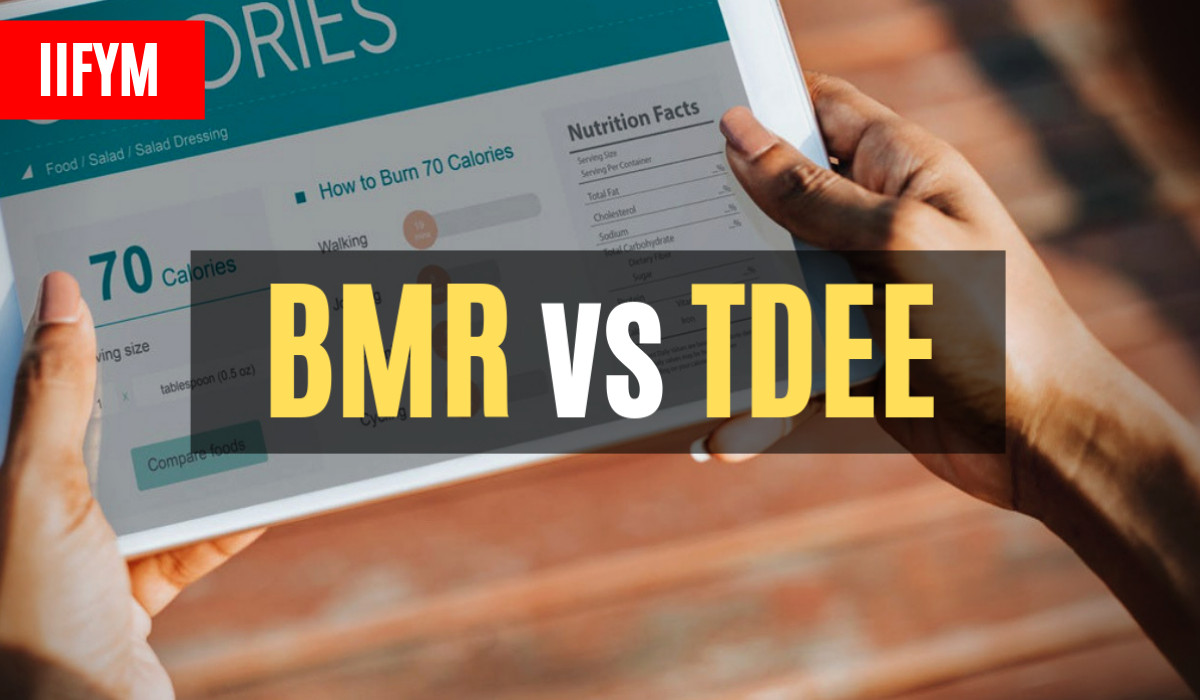 What Is The TDEE Formula & How is it Related To BMR?