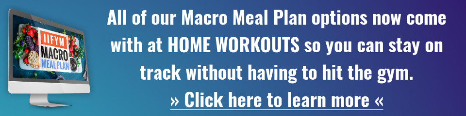 meal plan plus at home workouts