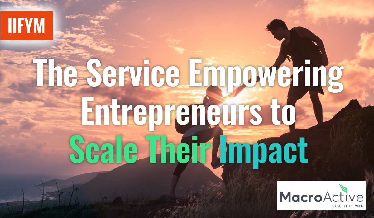 The Service Empowering Entrepreneurs to Scale Their Impact