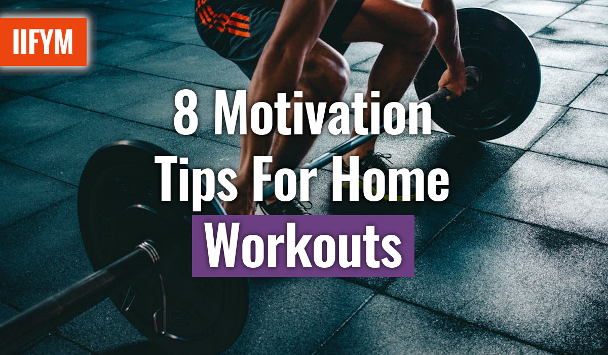 8 Motivation Tips for Home Workouts